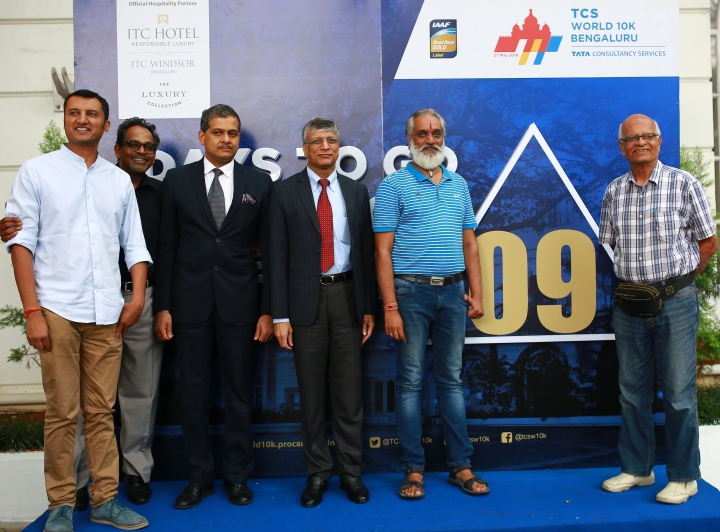 TCS World 10K 2018-Countdown PC Pic