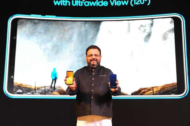 Galaxy A7 launch