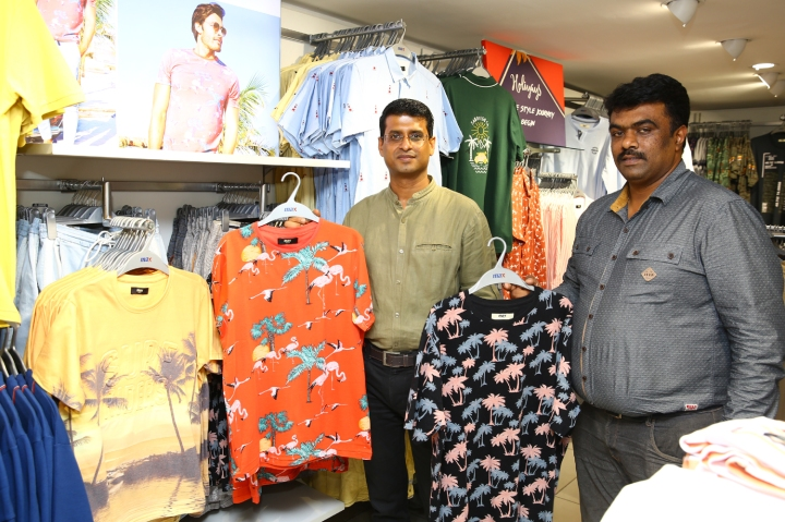 5-Mr. Piyush Sharma – Territory Head, Max Fashion and Benjamin DGM Operation