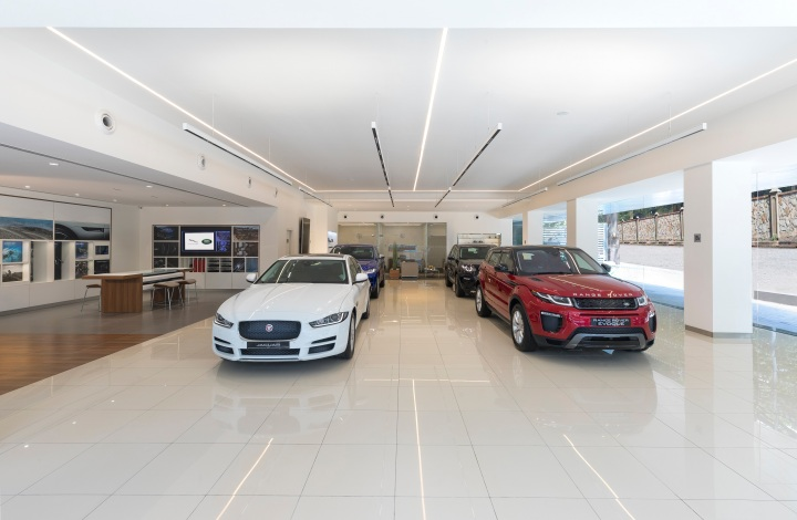 Jaguar Land Rover - Boutique Showroom Launch -2