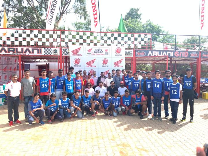 IDEMITSU Honda India Talent Hunt Season 2 arrives in Bangalore